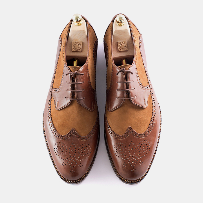 Golfy Full-Brogue