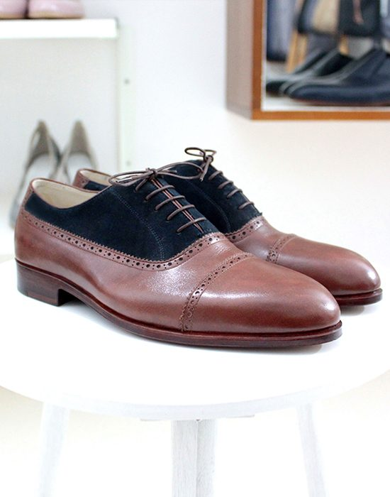 galosh quarter-brogue